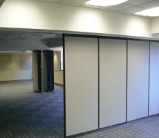 Acoustical Operable Folding Wall