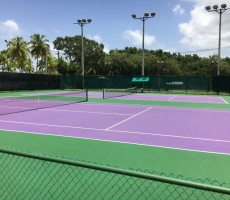 Tennis Court Sport Surfacing