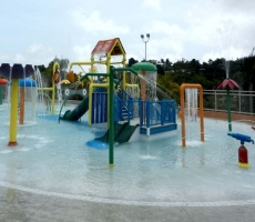 Water Splash Pad